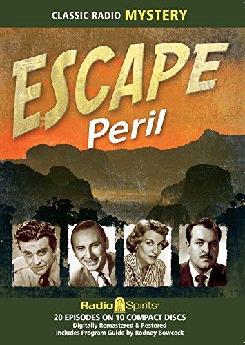 Download Escape Peril (Old Time Radio) pdf epub