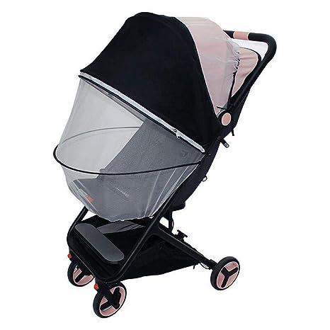 per-trading El Cochecito de bebé Universal mosquitera Protectores de Verano espesados Finos para Cochecito de bebé
