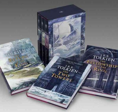 The Lord of the Rings Part One; The Fellowship of the Ring - Part Two - The Two Towers; Part Three - The Return of the King (Complete 3-Volume Set slipcased)
