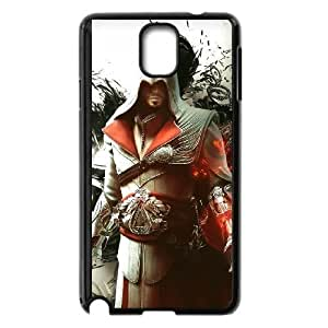 samsung_galaxy_note3 phone case Black Assassin Creed GDS2942230