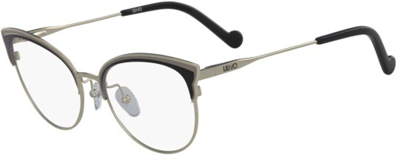 Dedicar Alabama tema  Eyeglasses Liu Jo LJ 2118 710 GOLDEN AMBER at Amazon Women's ...