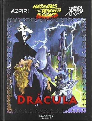 Drácula (Horreibols and Terrifics Books): Amazon.es: Azpiri ...