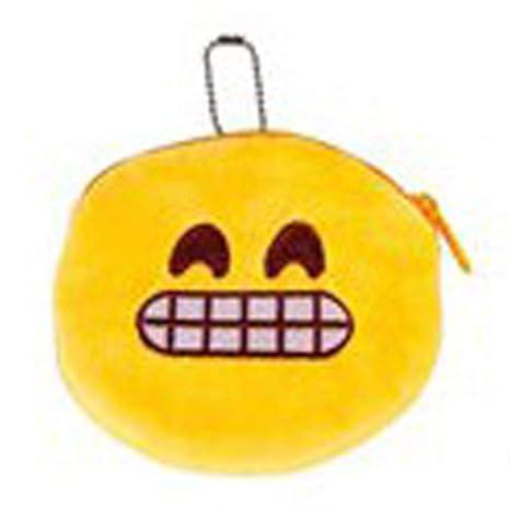 Les Trésors De Lily [Q3080] - Cartera Emoji (Dientes) -