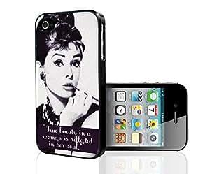 """Fun Audrey Hepburn """"True Beauty in a Women Is Reflected in Her Soul"""