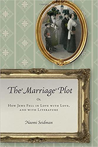 Amazon. Com: the marriage plot: or, how jews fell in love with love.
