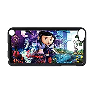 Generic For Touch5 Ipod Custom Design With Coraline Friendly Back Phone Case Choose Design 4