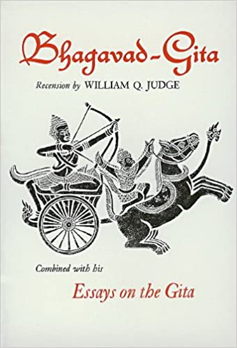 bhagavad essay gita in theme The concepts of dharma and karma in the  the two topics with which this essay will be  the concepts of dharma and karma in the bhagavad gita.