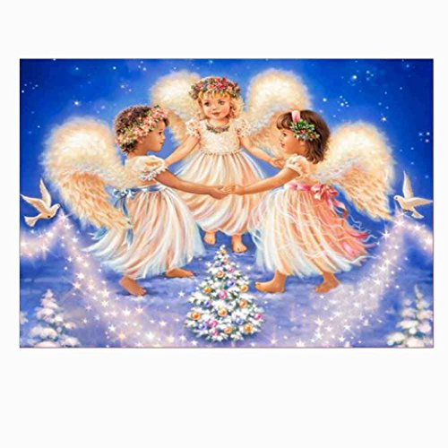 Angel 2 Embroidery - 9
