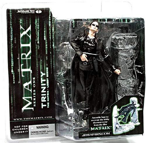 Matrix trinity statue