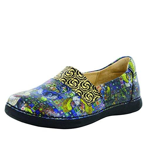 Alegria Women's Glee Gypsy Rose Flat Shoes (GLE-438) Size: Euro 36 \ US 6-6.5, Width: Medium