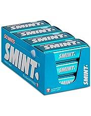 SMINT XL Sweetmint – 12 blikjes met 50 powermints, suikervrije pastilles voor een frisse adem