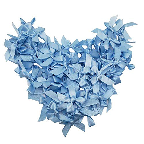 60pcs Mini Satin Ribbon Bows 2