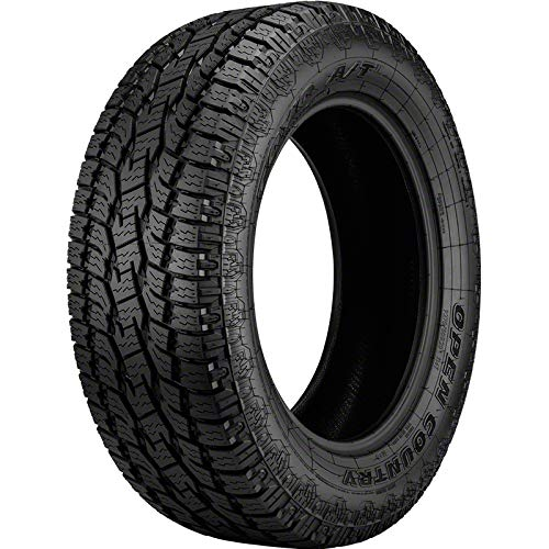 Toyo Open Country A/T II All- Terrain Radial Tire-LT35/12.50R20 121R