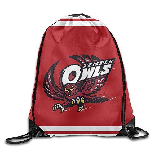 Acosoy Temple University Owl Team Logo S Drawstring - Motto Oakley