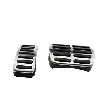 SLONGK Pedales de Freno de Gas para automóviles de Acero ...