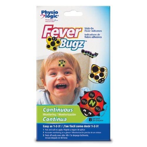 Physio Logic Fever-Bugz Stick-On