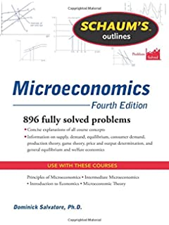 Managerial economics in a global economy 9780199397129 economics schaums outline of microeconomics fourth edition schaums outlines fandeluxe Choice Image