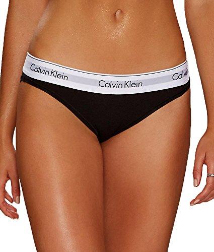 Calvin Klein Modern Cotton Bikini, S, Black