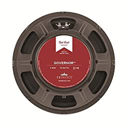 Eminence Red Coat The Governor 12'' Guitar Speaker, 75 Watts at 8 Ohms