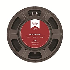 Amazon.com: Eminence Red Coat The Governor 12