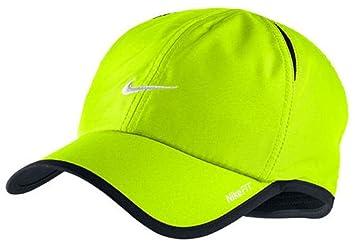 Amazon.com   Nike Unisex Feather Light Tennis Hat e635fca2f831