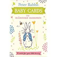 Peter Rabbit Baby Cards: For Milestone Moments