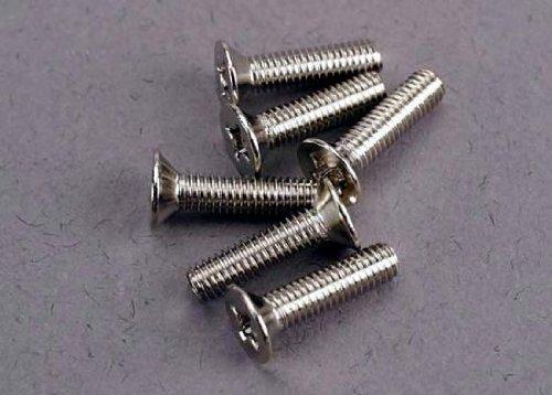 Traxxas TRA3178 3x12mm Countersunk Machine Traxxas 3x12mm Screws Screws B0006O5JVU, 今別町:1d2f0b90 --- capela.dominiotemporario.com