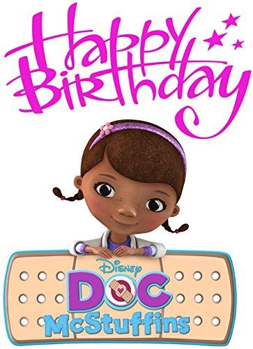 doc mcstuffins birthday Amazon.: Doc McStuffins   Birthday   For Light Colored  doc mcstuffins birthday