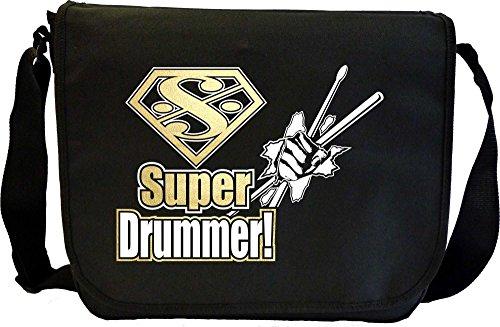 Drum Fist Sticks Super - Sheet Music Document Bag Musik Notentasche MusicaliTee