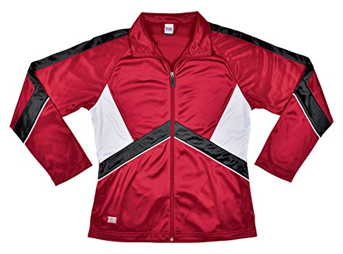 Zoe Athletics Horizon Jacket Red A2Xl ()