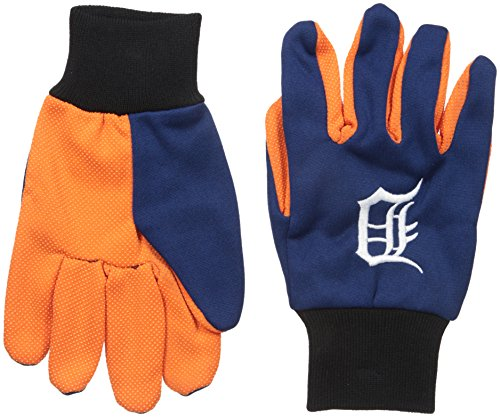 MLB Detroit Tigers Two Tone Utility Gloves