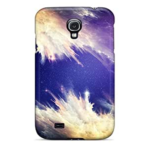 Premium Space Covers Skin For Galaxy S4