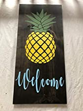 Welcome Home Sign In Decor