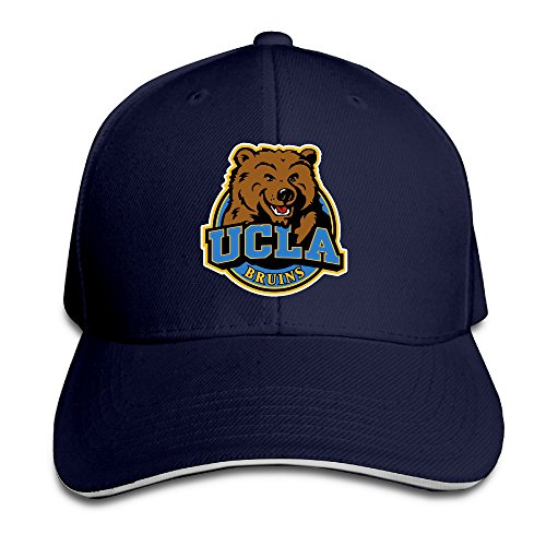 Z-Jane Mascot The UCLA Bruins Sunbonnet Sandwich Cap (Mascot Maker)