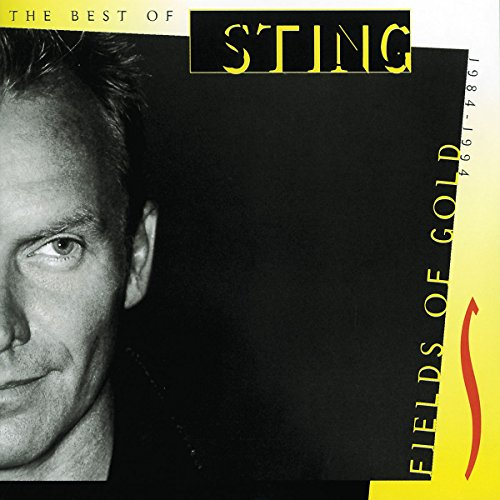 CD : Sting - Fields of Gold-The Best of (Germany - Import)