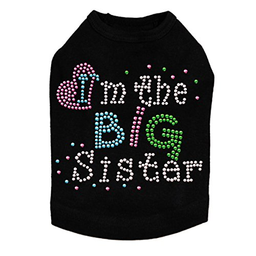 (I'm The Big Sister - Dog Shirt)