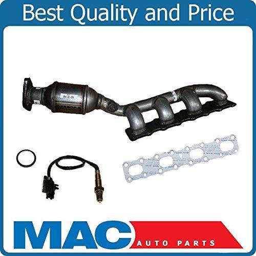 Mac Auto Parts 139401 QX56 Armada Titan 5.6L Driver Side Manifold Catalytic Converter & O2 Sensor by Mac Auto Parts (Image #2)