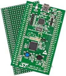 STMicroelectronics STM32F0308-DISCO Discovery Kit for Model STM32F030R8T6 Microcontroller Unit