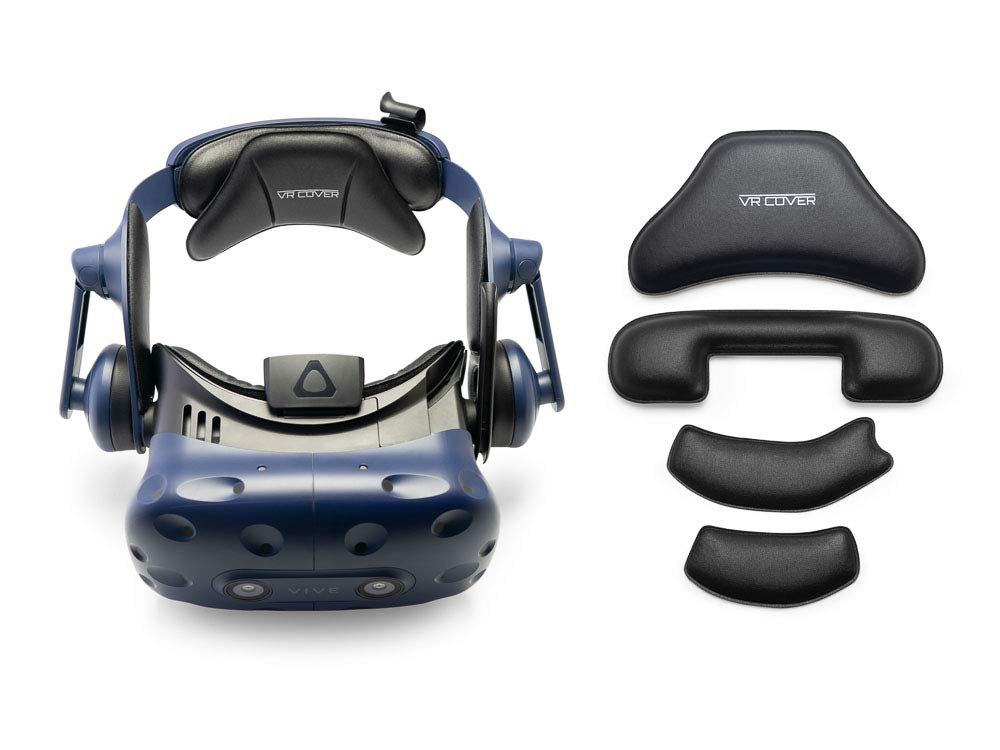 VR Cover Headstrap Foam Replacement for The HTC Vive Pro by VR Cover