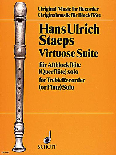 (Virtuose Suite Flûte a Bec)