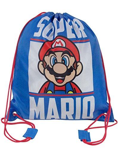 Super Mario Swim Bag