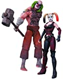 DC Collectibles Batman: Arkham City: Mr. Hammer and Harley Quinn Action Figure, 2-Pack
