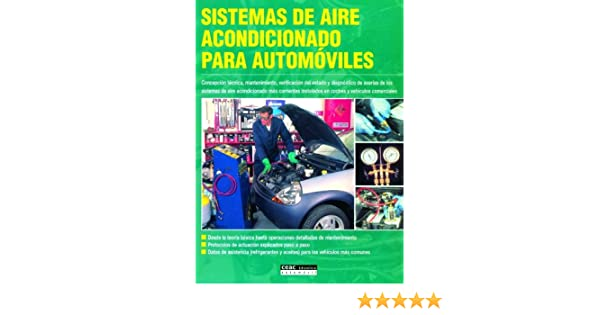 Sistemas De Aire Acondicionado Para/ Air Conditioning Systems For…. (Spanish Edition): Steve Rendle: 9788432910869: Amazon.com: Books