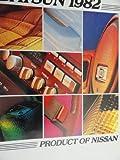 1982 Datsun 210 / 310 / Stanza / 200 SX / Maxima / 280 ZX / Truck Sales Brochure