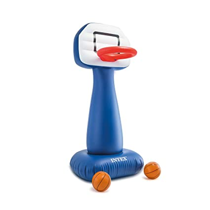 Amazon.com: Intex Shootin Hoops Set, inflable, Canasta de ...