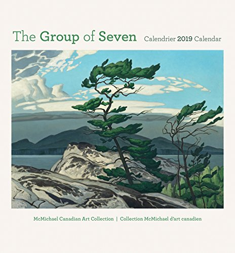 The Group of Seven 2019 Calendar (English and French Edition)