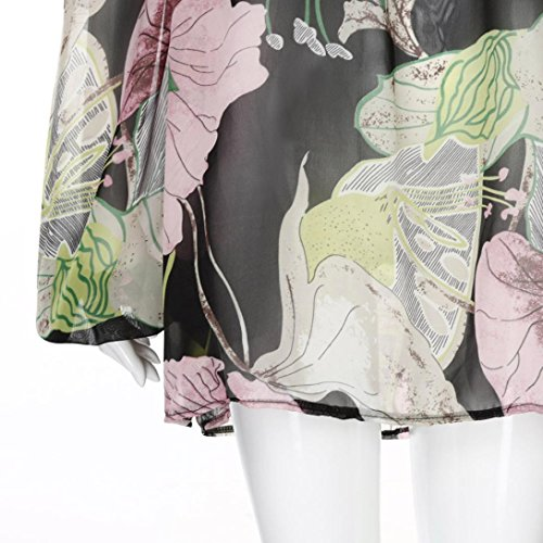 Maniche Dona spalla Giro Donna shirt A Manica Bretelle Top T Felpe Casual Scollo Camicetta Elegante Corta Senza Con Primavera Da A Lunga Sexy Felpa s Pullover Maglietta OfZnqqUw