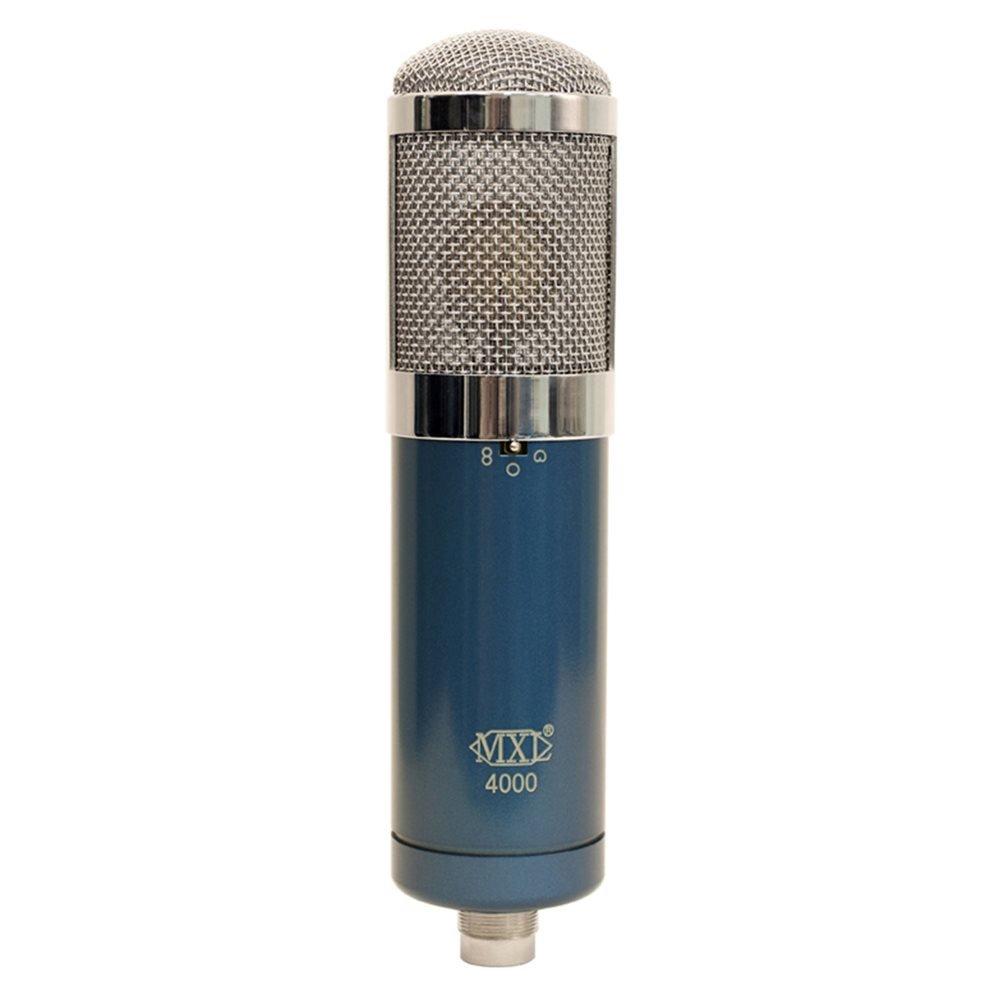 Mxl 4000 Multi Pattern Fet Studio Condenser Microphone Live Recording Setup 2010 Musical Instruments
