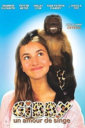 Amazoncom Gibby Un Amour De Singe Movies Tv