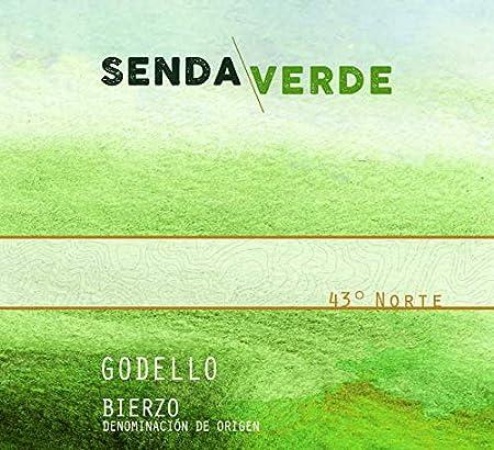 Senda Verde Godello DO Bierzo Vino Blanco
